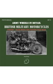 AW 12   British Military Motorcycles