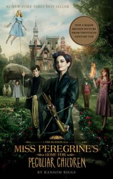 Miss Peregrine's Home for Peculiar Children (Film tie-in)