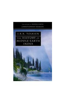 History of Middle-earth: Index - Tolkien Christopher