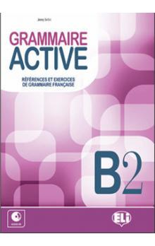 Grammaire Active B2 + CD Audio