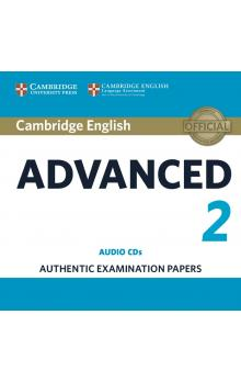 Cambridge English Advanced 2 Audio CDs (2) -- CD