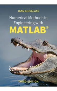 Numerical Methods in Engineering with MATLAB, 3rd Ed.