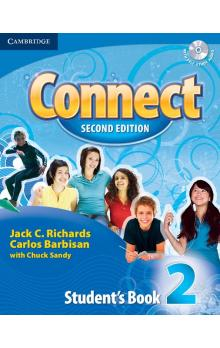 Connect 2 Student's Book with Self-study Audio CD -- Učebnice