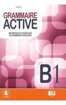 Grammaire Active B1 + CD Audio