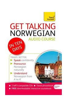 Get Talking Norwegian in Ten Days Audiobook Cd-rom
