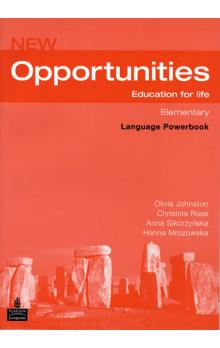 New Opportunities Elementary Language Powerbook With CD-ROM  Pack
