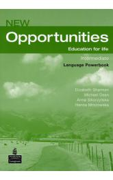 New Opportunities Intermediate Language Powerbook Pack