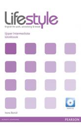 Lifestyle Upper Intermediate Workbook w/ CD Pack