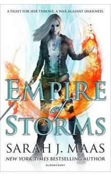 Empire of Storms (Throne of Glass 5)