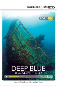 Deep Blue: Discovering the Sea Book with Online Access code -- Doplňky