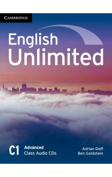 English Unlimited Advanced Class Audio CDs (3) -- CD