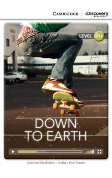 Down to Earth Book with Online Access code -- Doplňky