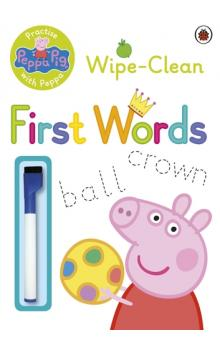 Peppa Pig: Practise with Peppa - Wipe - Clean First Words