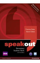 Speakout Elementary Students´ Book w/ DVD/Active Book Multi-Rom Pack