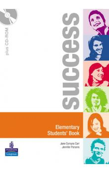 Success Elementary Student&#39s Book + CD-ROM Pack