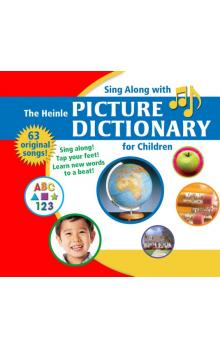 The Heinle Picture Dictionary for Children Sing along Cd