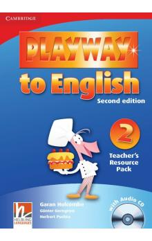 Playway to English Level 2 Teacher's Resource Pack with Audio CD -- Příručka učitele