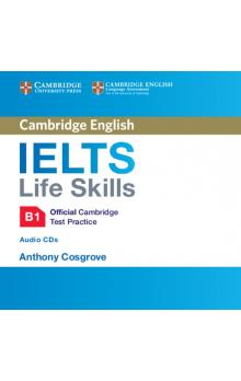 IELTS Life Skills Official Cambridge Test Practice B1 Audio CDs /2/ -- CD
