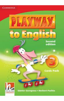 Playway to English Level 3 Flash Cards Pack -- Doplňky