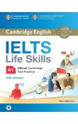 IELTS Life Skills Official Cambridge Test Practice A1 Student's Book with Answers and Audio -- Učebnice