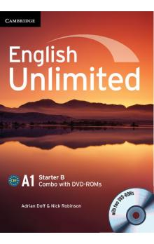 English Unlimited Starter B Combo with DVD-ROMs (2) -- Učebnice