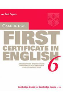 Cambridge First Certificate in English 6 Student's Book