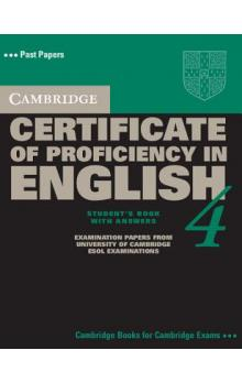 Cambridge Certificate of Proficiency in English 4 Self