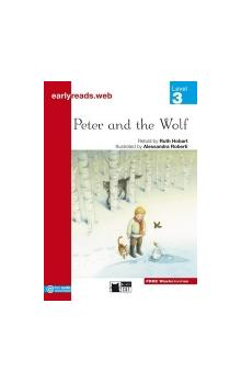 Black Cat Early Reads Level 3: Peter and the Wolf