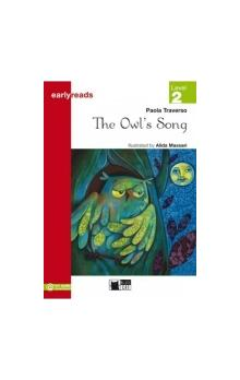 Black Cat Early Reads Level 2: the Owl&#39s Song + Audio Cd