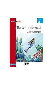 Black Cat Early Reads Level 3: the Little Mermaid