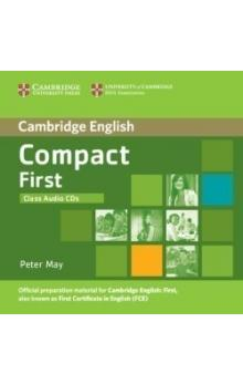 Cambridge English Compact First Class Audio CDs /2/