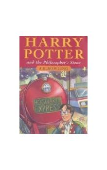 Harry Potter and the Philosopher's Stone Large Print Hb
