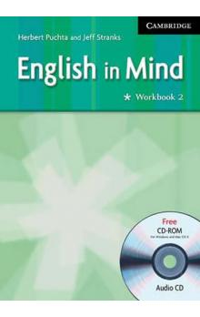 English in Mind 2 Workbook With Audio Cd/cd-rom Pack
