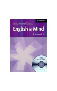 English in Mind 3 Workbook With Audio Cd/cd-rom Pack
