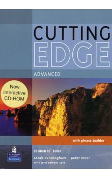 Cutting Edge Advanced Student�s Book With Phrase Builder