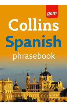 Collins Gem Spanish Phrasebook