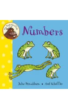 My First Gruffalo: Numbers