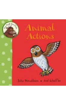 My First Gruffalo: Animal Actions
