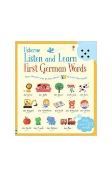 Listen and Learn First German Words (Listen & Learn)