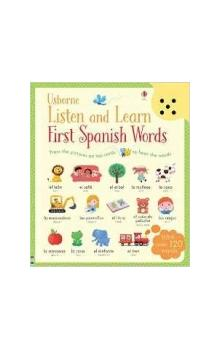 Listen and Learn First Spanish Words (Listen & Learn)