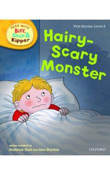 Read With Biff, Chip & Kipper First Stories Stage 6: Hairy
