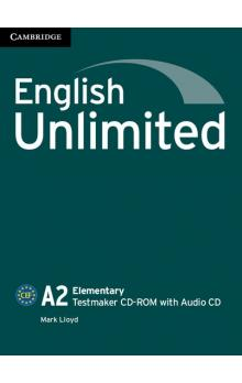 English Unlimited Elementary Testmaker CD-ROM and Audio CD -- CD