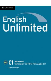 English Unlimited Advanced Testmaker CD-ROM and Audio CD -- CD