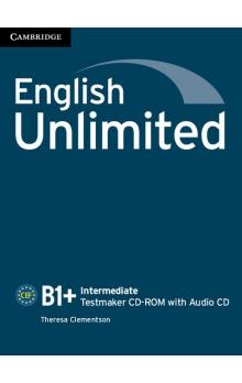 English Unlimited Intermediate Testmaker CD-ROM and Audio CD -- CD