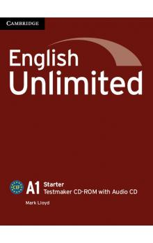 English Unlimited Starter Testmaker CD-ROM and Audio CD -- CD