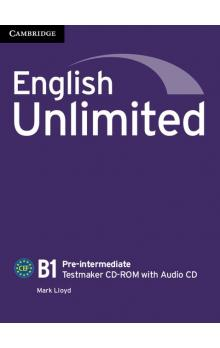 English Unlimited Pre-intermediate Testmaker CD-ROM and Audio CD -- CD