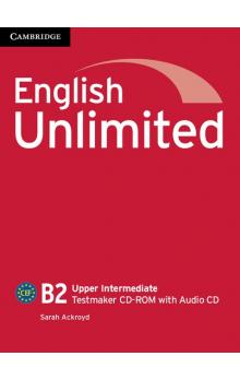 English Unlimited Upper Intermediate Testmaker CD-ROM and Audio CD -- CD