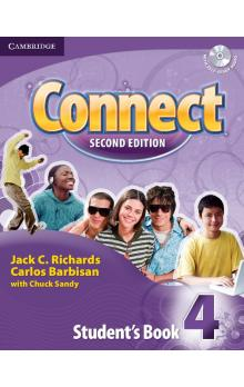 Connect 4 Student's Book with Self-study Audio CD -- Učebnice