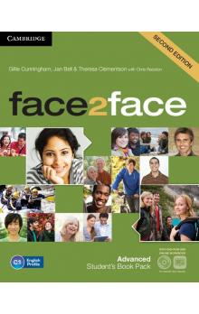 face2face Advanced Student's Book with DVD and Online Workbook -- Učebnice