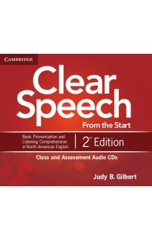 Clear Speech from the Start Class and Assessment Audio CDs (4) -- CD